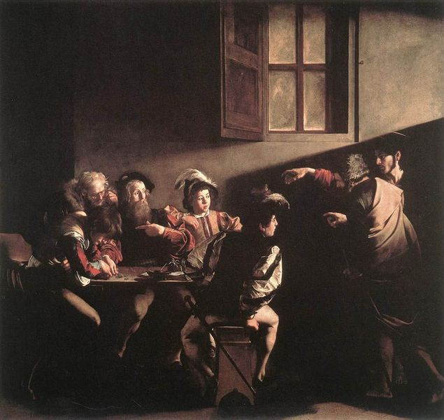 The Calling of St. Matthew